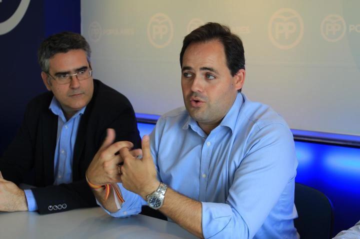 Núñez insiste en la necesidad de una Ley de Coordinación que garantice que todos los recursos estén disponibles en una emergencia
