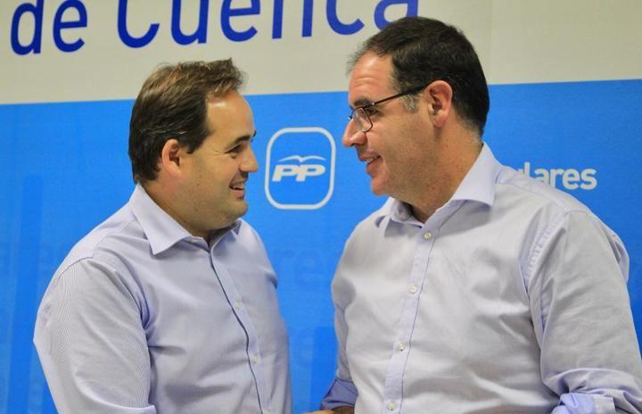 Núñez recalca el compromiso del PP en la lucha contra despoblación, para lo que ya está redactando una ley