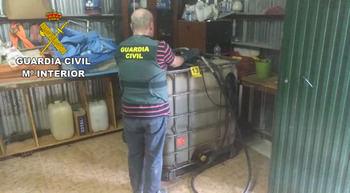Detienen a dos personas por robo continuado de hidrocarburo del Oleoducto Puallo (Puertollano-Almodóvar-Loeches)