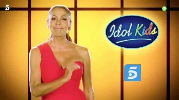 LECTURAS Isabel Pantoja se carga a Jesús Vázquez de la promoción de 'Idol Kids'