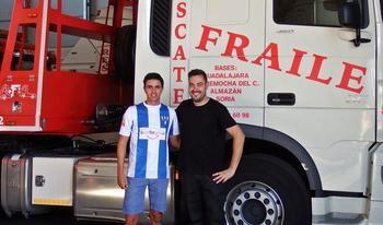 Daniel Peinado firma con el Hogar Alcarreño