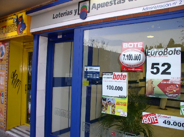 Parte del primer Premio de la Lotería Nacional de este sábado cae en Azuqueca de Henares