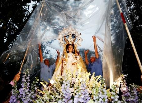 Guadalajara, preparada para las fiestas en honor a la Virgen de la Antigua
