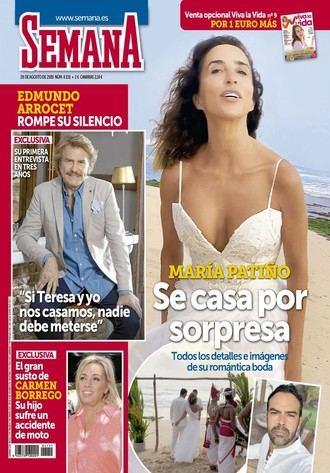 SEMANA Las 'Azúcar Moreno' amenazan a Jorge Javier Vázquez