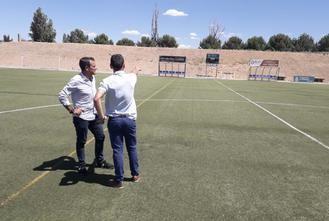 El Ayuntamiento de Alovera toma contacto con los clubes deportivos locales para reforzar objetivos conjuntos para los próximos años