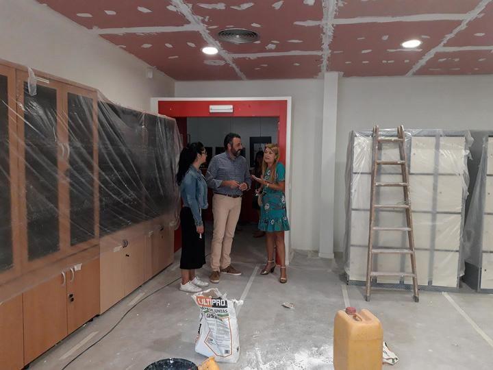 El Ayuntamiento de Azuqueca invierte 20.000 euros en el CEPA Clara Campoamor