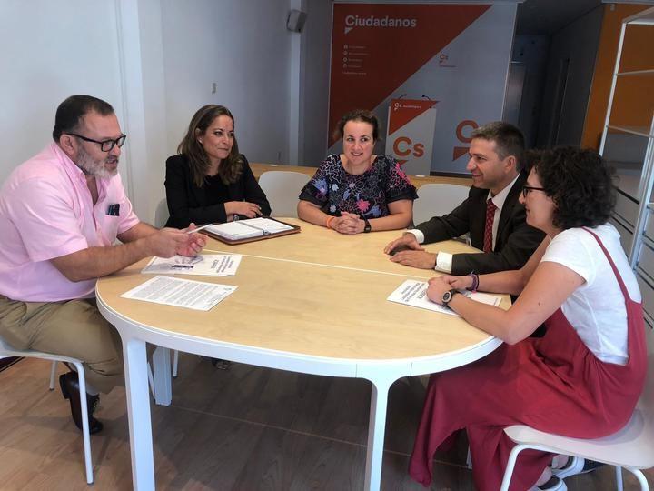 María Ángeles Rosado: 'Ciudadanos es el partido de todas las familias'