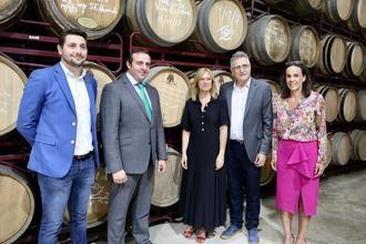 """Picazo: """"El vino de Castilla-La Mancha tiene que tener todos los horizontes abiertos, por su calidad y por lo importante que es este producto castellanomanchego para la región"""""""
