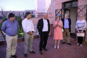 'El Císter' en la provincia, hasta el 25 de octubre en la sede del Colegio de Arquitectos CM en Guadalajara