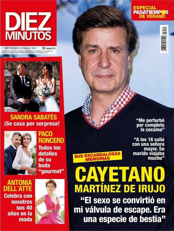 DIEZ MINUTOS Antonio David Flores podría ir a la cárcel