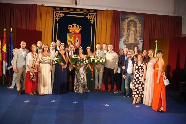 Arrancan las fiestas de Yunquera con el pregón a cargo del Grupo 'Menos Juvenil' de Teatro
