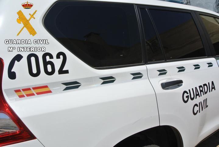 La Guardia Civil detiene a dos personas por un delito grave de lesiones cometido en un pueblo de Toledo