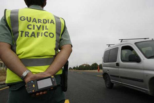 Cortan la A-2 a su paso por Guadalajara capital por culpa de un accidente de tráfico