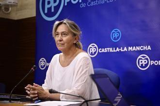 """Guarinos exige a Page que reclame al Gobierno de Sánchez """"los 360 millones que le debe a todos los castellano-manchegos"""""""