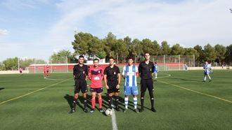 El Hogar Alcarreño ,1-0, cae en Mocejón