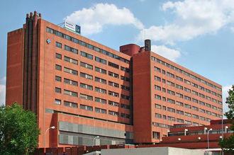 Las obras de ampliación provocan un corte de agua caliente sanitaria en el Hospital de Guadalajara