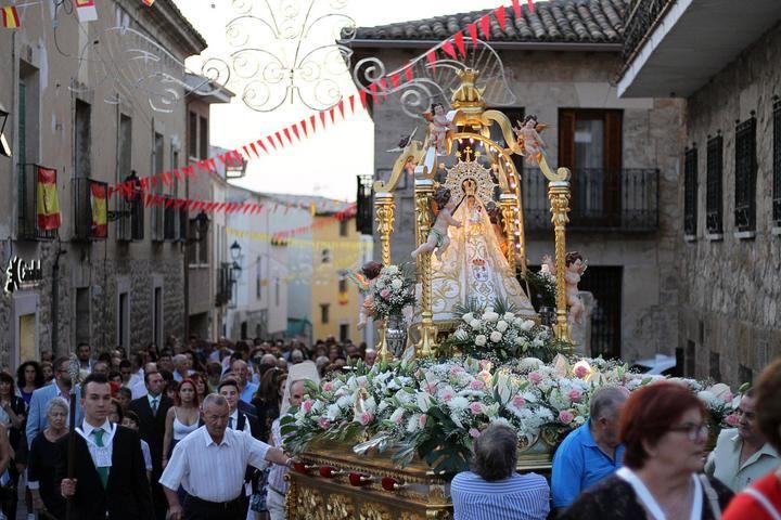 Almonacid, a punto de comenzar sus fiestas patronales de la Virgen de la Luz