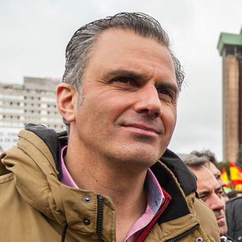 Javier Ortega Smith estará en Guadalajara el viernes de Ferias para inaugurar la sede de Vox Guadalajara