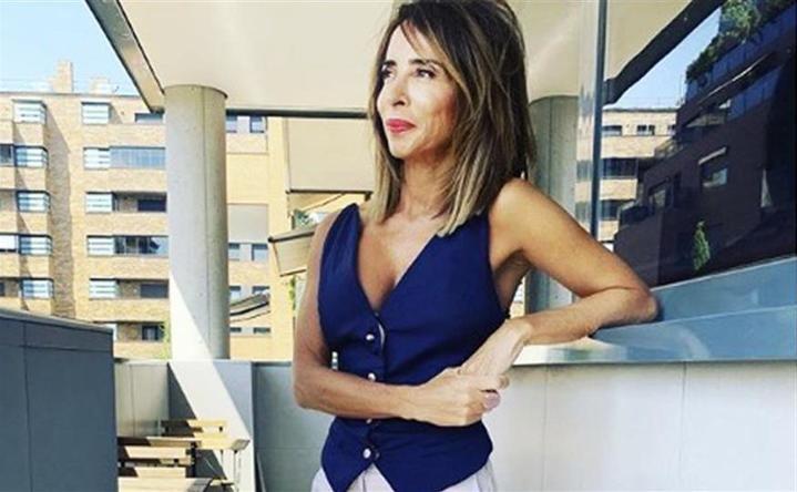 LECTURAS María Patiño ahora, además de presentadora, se convierte en influencer