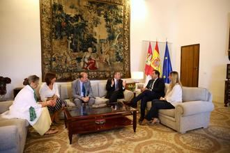 """Núñez anuncia un acuerdo con el Gobierno regional para convocar la Mesa Regional por el Agua, """"como viene reclamando el PP"""""""