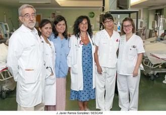 El servicio de Nefrología del Hospital de Guadalajara participa en un estudio que revela las ventajas del uso del citrato en la hemodiálisis