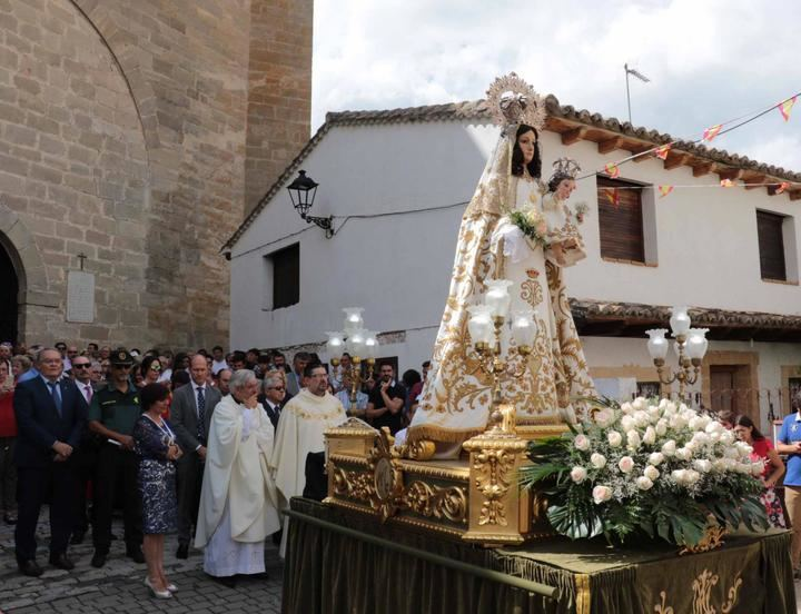 Pareja celebrará sus fiestas patronales del 4 al 9 de septiembre