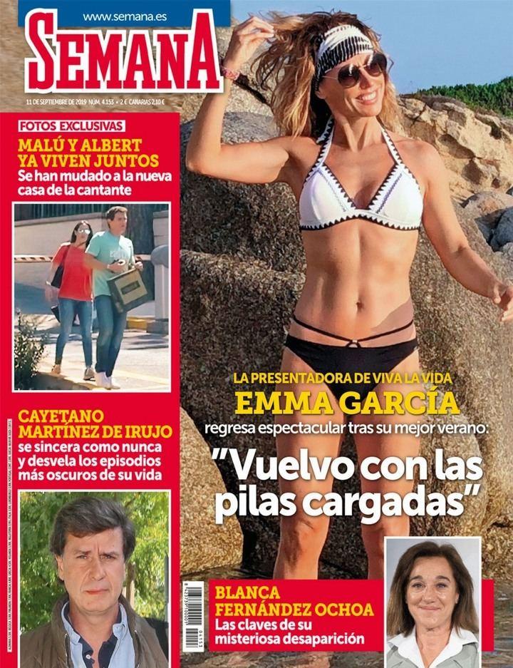 "SEMANA Belén Esteban, en 'Sálvame': ""María Teresa Campos le quitó el novio a Cuca García de Vinuesa"""