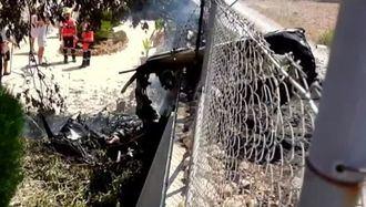 Siete muertos, dos de ellos menores de edad, tras chocar en pleno vuelo un helicóptero y una avioneta en Mallorca