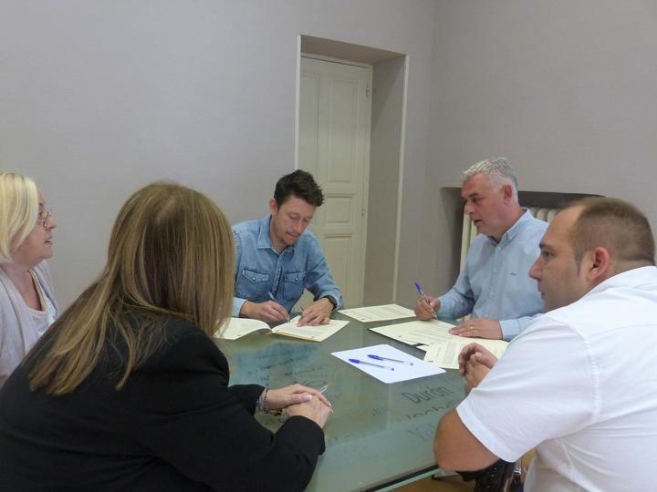 La Diputación de Guadalajara aporta asesoramiento técnico y financiación a los estudios arqueológicos en el yacimiento romano de Caraca