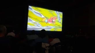 Casi 1.500 espectadores asisten a las proyecciones del 'Cine bajo las Estrellas' de Yebes y Valdeluz