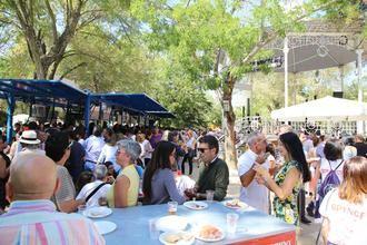 Fundación Nipace y Strómboli organizan el VI Vermú Solidario de las Ferias de Guadalajara