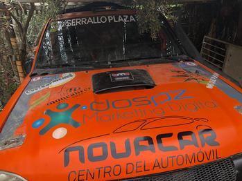 DosPZ patrocina al equipo McRally Offroad en el VI Rally TT de Guadalajara