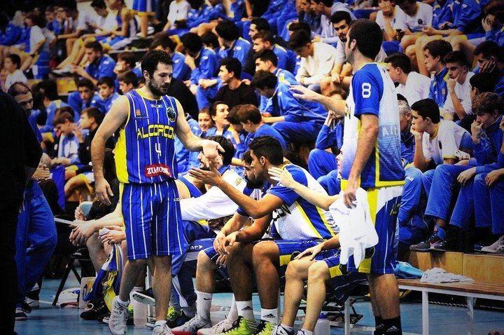 El escolta madrileño Rafa de la Morena, sexto fichaje del Isover Basket Azuqueca