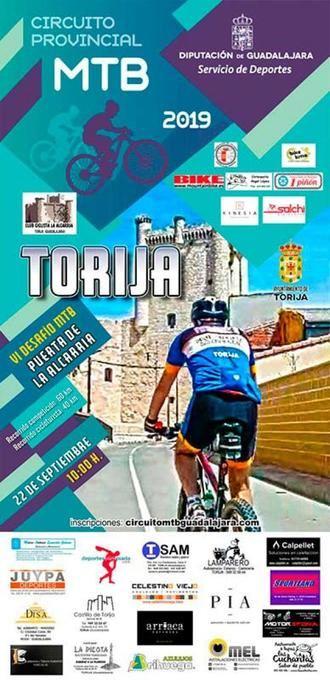 URGENTE : El Club Ciclista La Alcarria acaba de decidir por unanimidad la suspensión de la prueba VI Desafío MTB Puerta de La Alcarria