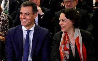 El departamento de la ministra socialista Magdalena Valerio