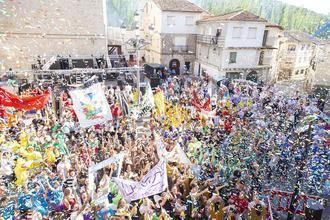 Trillo despidió con magia unas fiestas patronales muy participativas y multitudinarias