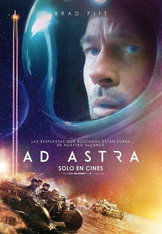 La úttima de Brad Pitt : Ad Astra