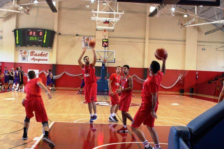 Primera jornada para el Isover Basket Azuqueca que jugará este sábado en casa ante Rivas