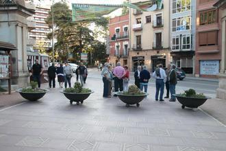 Siguen las temperaturas más veraniegas que otoñales este martes en Guadalajara con 14ºC de mínima y 28ºC de máxima
