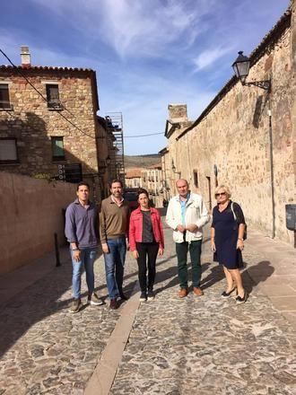 El PP recrimina al Gobierno socialista de Page que excluya al mundo rural y castigue a Guadalajara en las ayudas destinadas a la rehabilitación de vivienda