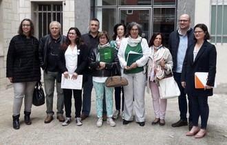 Profesionales y usuarios acogen con satisfacción la apertura del nuevo acceso al Hospital de Guadalajara, pero piden mas cosas