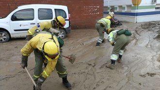 La Diputación pide al Gobierno incluir en el Real Decreto de ayudas por inundaciones a los pueblos de Guadalajara que sufrieron daños