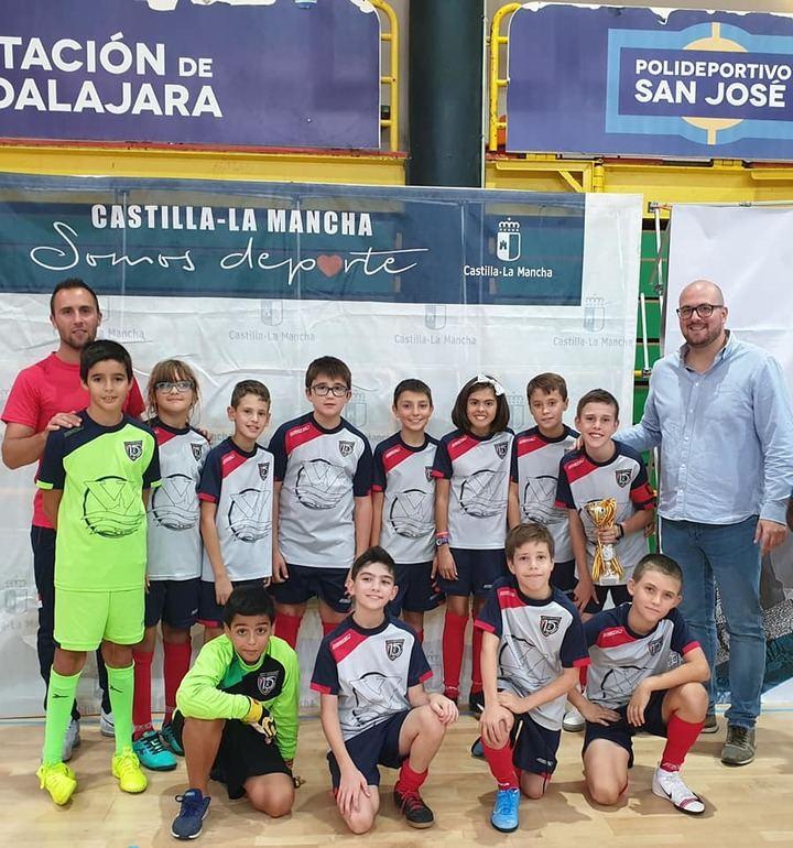 El deporte yunquerano, muy presente durante la Gala del Deporte Escolar de Guadalajara