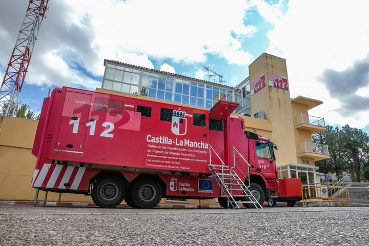 Desactivado el Plan de Emergencia de Transporte de Mercancías Peligrosas por el accidente e incendio de un camión en Mazarete con 6.000 litros de gasoil