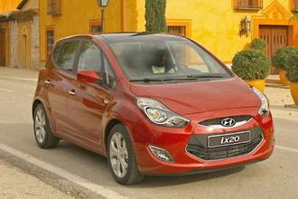El ix20 de Hyundai, un minivolumen no tan 'mini'