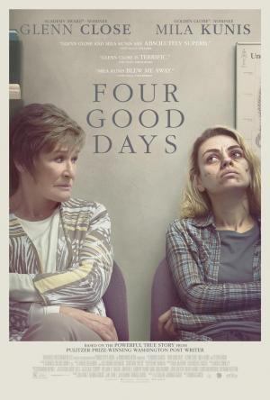 La última película de Glenn Close : 4 días