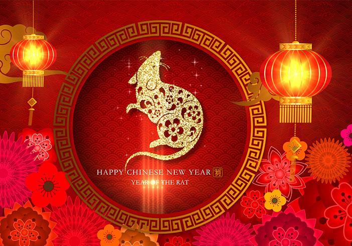 Comienza el Año Nuevo Chino 2020