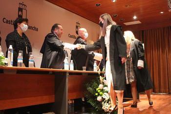 El Colegio de Abogados de Guadalajara retoma la celebración de la festividad de la Virgen del Pilar