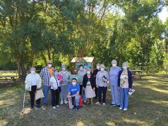 Un mes de julio lleno de actividades para los mayores del medio rural de la provincia de Guadalajara