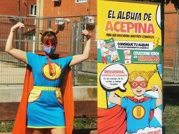 Acepa lanza la nueva campaña del comercio de Azuqueca pensando en niños y familias